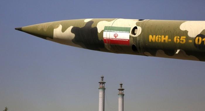 إيران تُجري اختبار صاروخي جديد