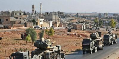 النظام السوري يحشد قواته شمالي مدينة خان شيخون