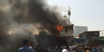 العراق: إصابة 8 أشخاص في تفجير بابل