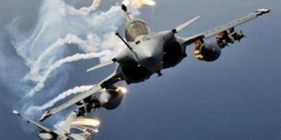 طيران التحالف يشن 4 غارات جوية على مواقع المليشيات في صنعاء