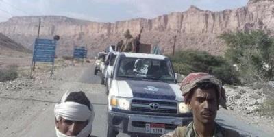إصابة جنديين من التدخل السريع في كمين لمليشيات الإخوان بأبين