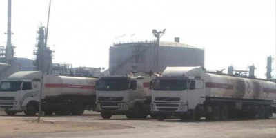 تزويد محطات كهرباء ساحل حضرموت بـ 3 آلاف طن متري من الديزل