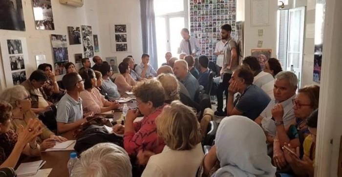 اجتماع لمنظمات المجتمع المدني بالجزائر للتوصل إلى حل توافقي حول الأزمة السياسية