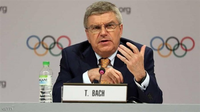 رئيس الأولمبية الدولية يشيد بتحضيرات اليابان لاستضافة أولمبياد طوكيو