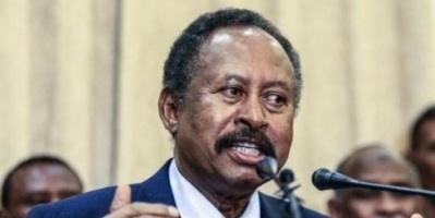 """""""حمدوك"""": السودان يحتاج نحو 8 مليارات دولار مساعدات لإعادة بناء اقتصاده"""