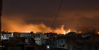 إسرائيل تؤكد قصفها لأهداف إيرانية بسوريا
