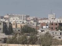 مليشيا الحوثي تقصف مواقع القوات المشتركة بالدريهمي