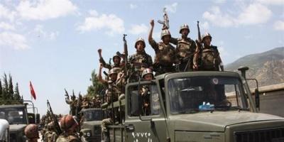 قوات الجيش السوري تحاصر مواقع مراقبة تركية ببلدة مورك غربي سوريا