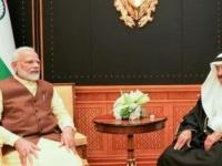 رئيس الوزراء الهندي: نسعى لزيادة اقتصادنا بالتعاون مع البحرين