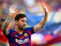 """""""ميسي"""" يغيب عن ثاني لقاءات برشلونة"""