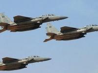 10 غارات من التحالف العربي على مواقع الحوثي بحجة