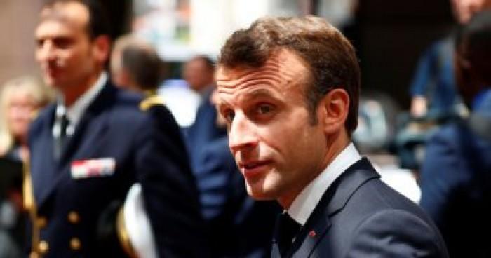 الرئيس الفرنسي: لا يوجد تكليف رسمي لنا للحديث مع إيران