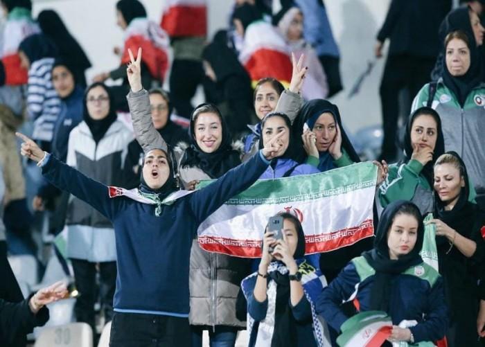 إرضاء لقطر.. إيران تسمح للنساء بحضور تصفيات مونديال ٢٠٢٠