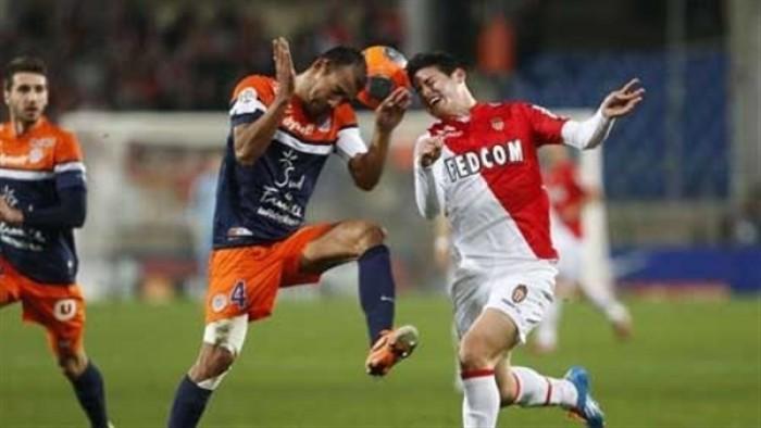 موناكو يتعادل مع نيم أولمبيك 2-2 في الدوري الفرنسي