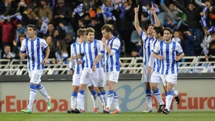 ريال سوسيداد يفوز على ريال مايوركا بهدف نظيف في الدوري الإسباني