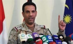التحالف العربي يدمر ستة صواريخ حوثية باتجاه السعودية