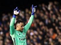 ريال مدريد يسعي لاستهداف بديل نافاس