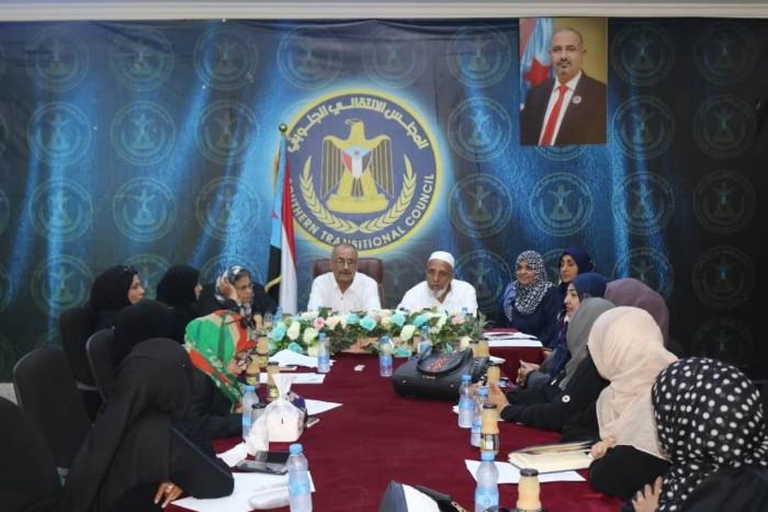 مساعد الأمين العام لرئاسة الانتقالي: المرأة الجنوبية نصف المجتمع