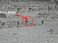 إسرائيل تنشر مقطع فيديو لمحاولة عناصر إيرانية استهدافها من سوريا