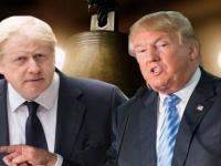 """بسبب البريكست.. """"ترامب"""" يغتنم الفرصة بعرض اتفاق تجاري على بريطانيا"""