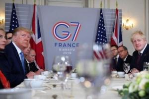 حقيقة اتفاق زعماء دول مجموعة السبع على إعادة روسيا للمنظمة