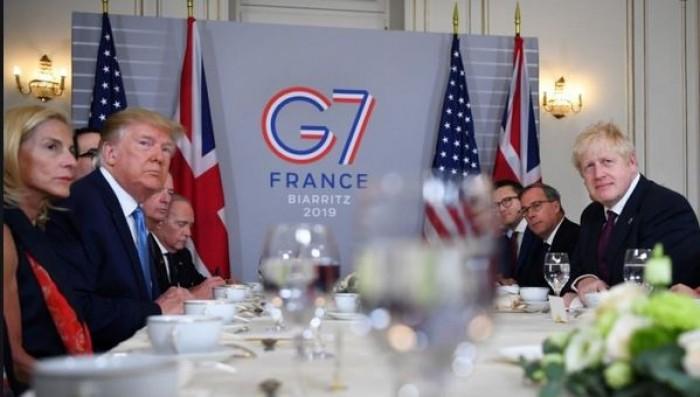 تعرّف على موقف زعماء دول مجموعة السبع من إعادة روسيا للمنظمة