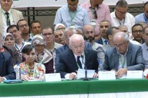 الجزائر.. هيئة الحوار الوطني تلتقي وفدًا من الحراك الشعبي