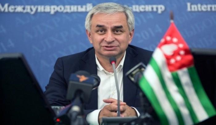 راؤول خاجيمبا يتقدم في انتخابات رئاسة جمهورية أبخازيا