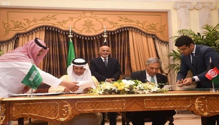 السعودية تُنعش أفغانستان بــ367.5 مليون ريال لإنشاء مدارس وطرق