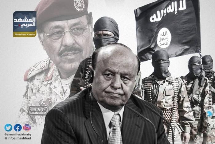 """على طريقة """"داعش"""" .. مليشيات الشرعية تمثل بجثث الأسرى في  (فيديو)"""