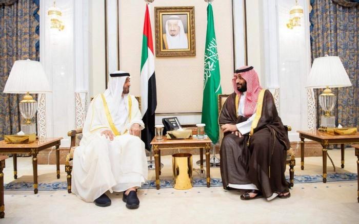 البيان السعودي الإماراتي يصفع الشرعية ويدعم مواجهة الإرهاب