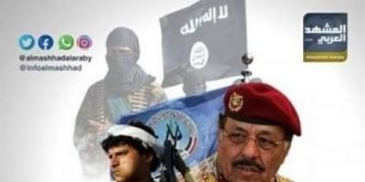 دعم المليشيات الإيرانية للشرعية بالجنوب.. الحوثي يرد الجميل للإصلاح