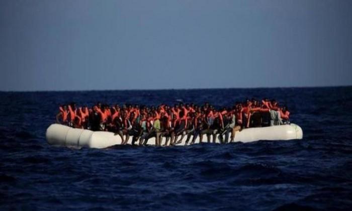 سفينة ألمانية تنقذ ١٠٠ مهاجر من الغرق في البحر المتوسط