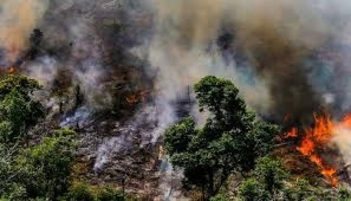 البرازيل ترفض مساعدة دول مجموعة السبع لإخماد حرائق غابات الأمازون