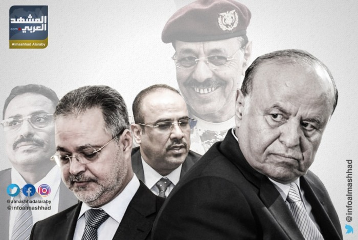 """الوجه الآخر لـ""""الشرعية"""".. وزراء في مهام إرهابية"""