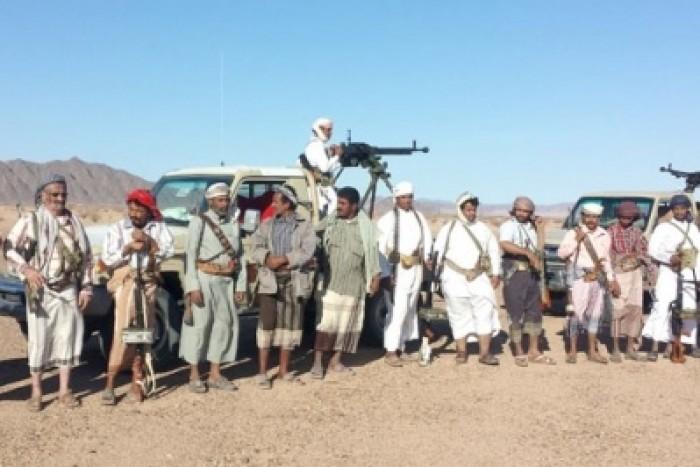 اشتباكات عنيفة بين قبائل آل باعوضة ومليشيات الإخوان في شبوة