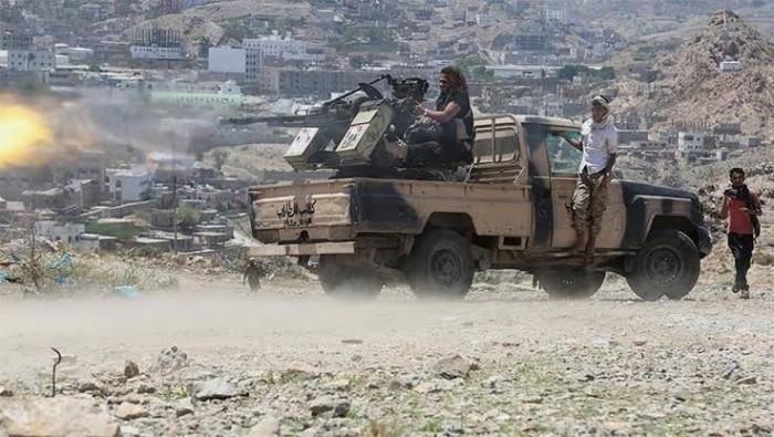 العنزي: ظهور جماعات الإرهاب في شبوة كان متعمد