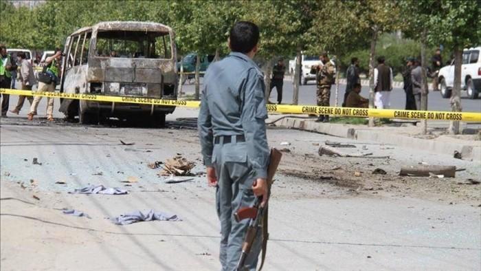 مصرع 11 من أفراد الحرس الأمني في أفغانستان بعد هجوم شنته حركة طالبان