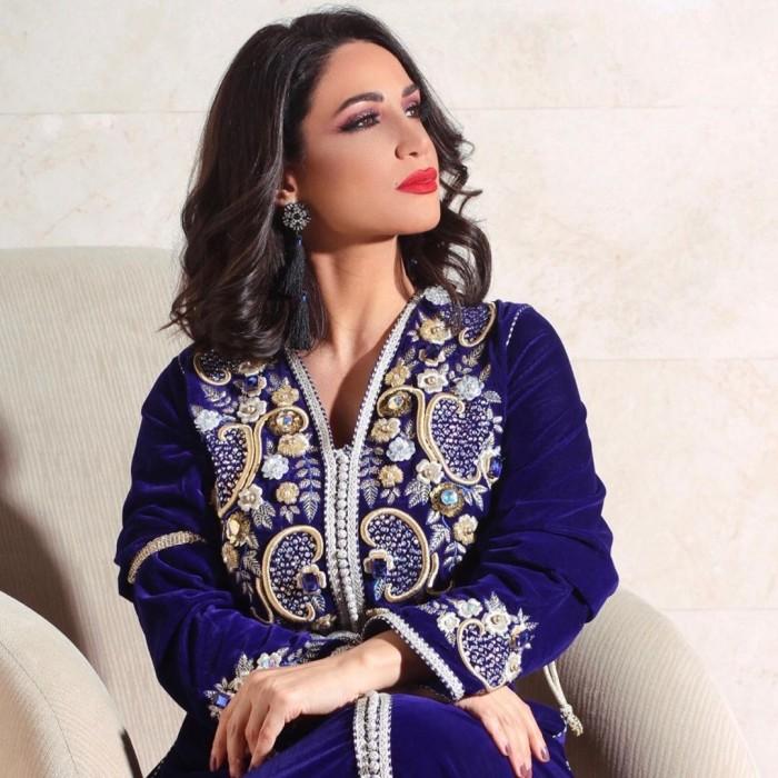 هكذا احتفلت ديانا حداد بيوم المرأة الإماراتية