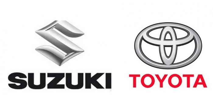 """""""تويوتا"""" و""""سوزوكي"""" يستحوزان على حصص بعض لتعزيز شراكتهما"""