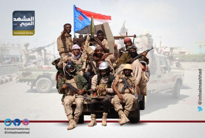 فيديو يوثّق سيطرة القوات الجنوبية على العاصمة عدن