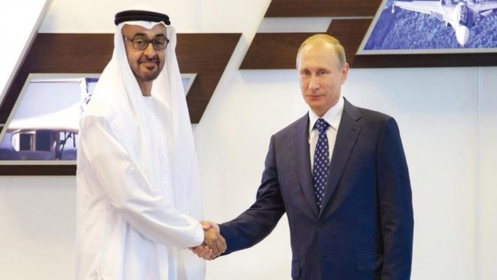 حجم التبادل التجاري بين الإمارات وروسيا يصعد إلى 3 مليارات دولار