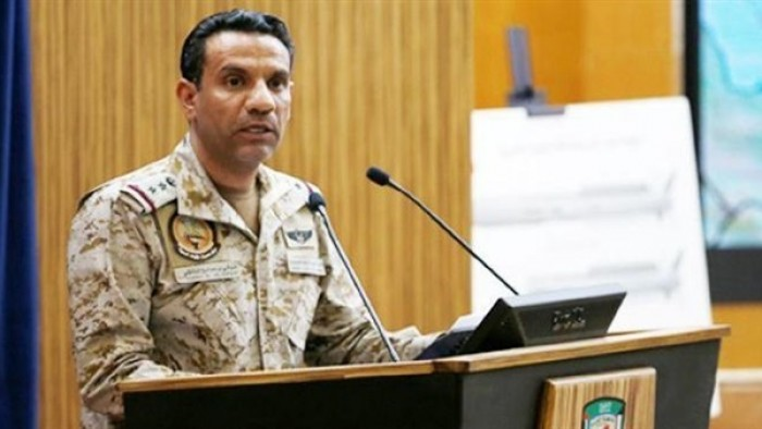 التحالف: إعلان مليشيات الحوثي مسؤوليتها عن الحادث قد يرقي إلى جريمة حرب