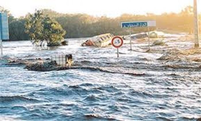شاهد.. الفيضانات تودي بحياة 7 أشخاص في المغرب