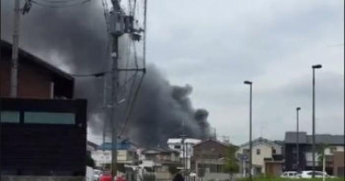 اندلاع حريق بتويوتا لصناعة السيارات.. والشركة تجري تحقيقا