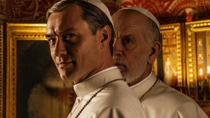 شبكة HBO تطرح أول إعلان لمسلسلها الجديد The New Pope