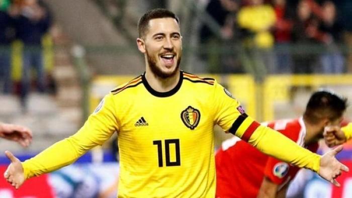 هازارد أفضل لاعب في الدوري الأوروبى