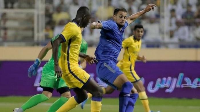 فوز صعب للنصر على الفتح في الدوري السعودي
