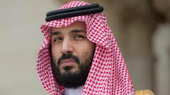 عبدالرحمن بن مساعد يُفاجئ ولي العهد السعودي بأبيات شعرية