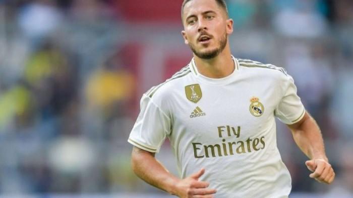 زيدان يطالب هازارد بعدم اللعب لبلجيكا